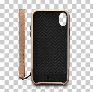IPhone X SMH10 Nappa Leather Mobile Phone Accessories PNG