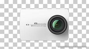 Camera Lens Action Camera 4K Resolution GoPro PNG