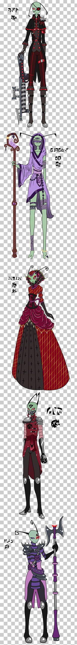 Costume Design Character Cartoon Fiction PNG