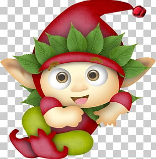 The Elf On The Shelf Christmas Santa Claus PNG