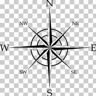 Compass Rose PNG