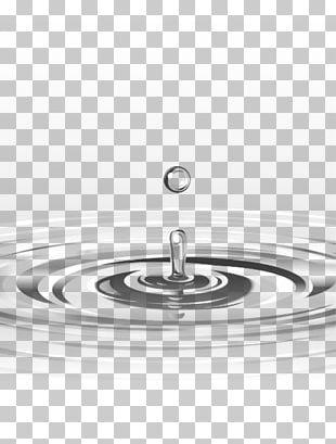 Water Splash Drop PNG