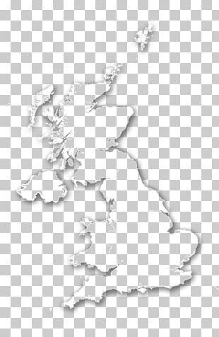 Blank Map Body Jewellery Tree Line PNG