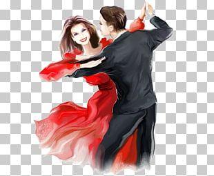 Ballroom Dance Drawing Salsa Waltz PNG