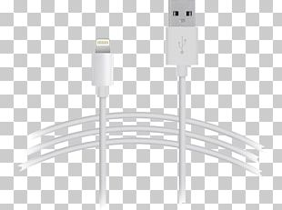 IPhone 8 Lightning USB Electrical Cable Apple PNG