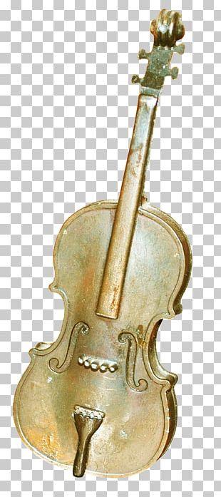 Musical Instrument Violin PNG
