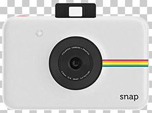 Zink Instant Camera Polaroid Printer PNG