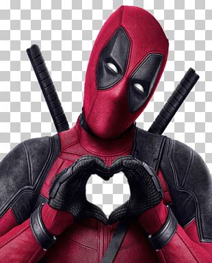 Deadpool Copycat Film Superhero Movie PNG