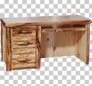 Desk Drawer Wood Stain Buffets & Sideboards PNG