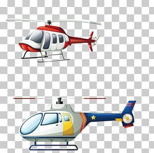 Helicopter Illustration PNG