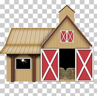 Barn Farm Cattle Pen PNG