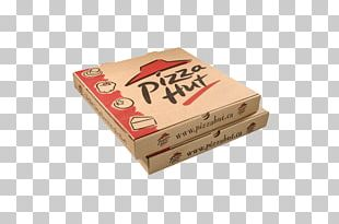 Pizza Hut Take-out Hamburger Pizza Box PNG