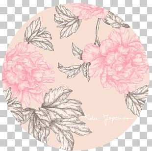 Floral Design Pattern Rose Peony PNG