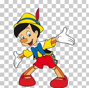 Jiminy Cricket Pinocchio Geppetto Cartoon Character PNG
