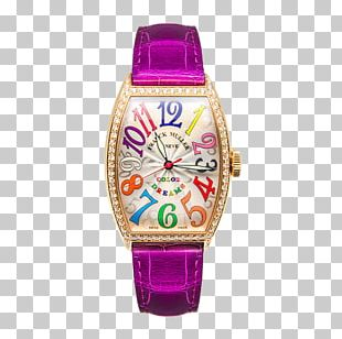 Automatic Watch Quartz Clock Swatch Strap PNG