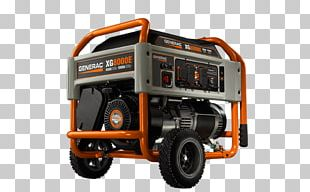 Electric Generator Engine-generator Generac Power Systems Standby Generator Gasoline PNG
