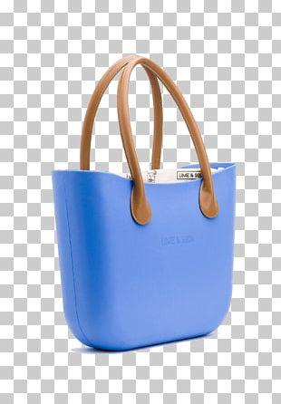 Tote Bag Handbag O Bag Blue PNG