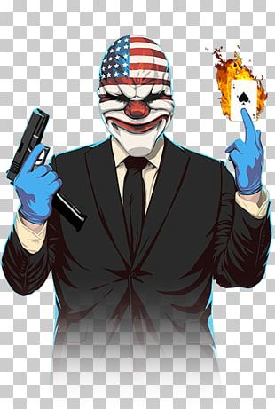 Payday 2 Payday: The Heist Video Game Overkill Software Xbox One PNG