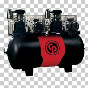 Reciprocating Compressor Pneumatics Chicago Pneumatic Piston PNG