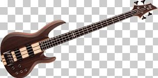 Bass Guitar LTD String Instruments Musical Instruments PNG