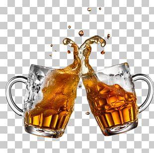 Beer Glasses Cocktail Coffee Drink PNG