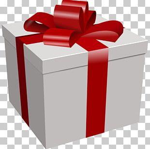 Gift Christmas Box PNG