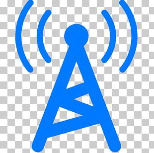 Telecommunications Tower Radio Computer Icons Broadcasting PNG