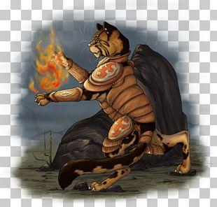 Carnivores Illustration Cartoon Legendary Creature PNG