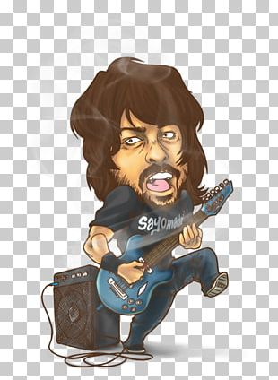 Dave Grohl Foo Fighters Drummer Wasting Light PNG