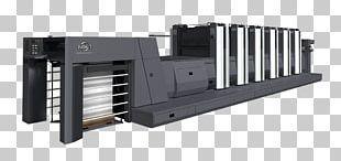 Paper Offset Printing Printing Press Graphic Arts PNG
