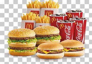 McDonald's Big Mac McDonald's Quarter Pounder Fast Food Hamburger Breakfast PNG