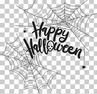 Poster Spider Web PNG