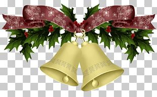 Christmas Jingle Bell Silver Bells PNG