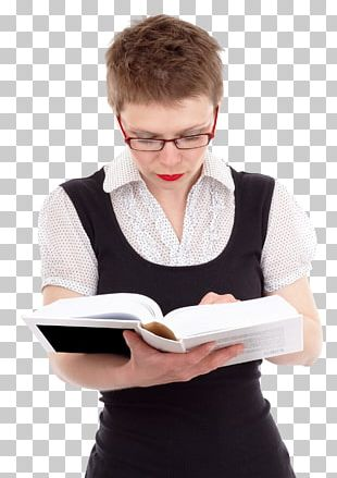 Reading Book PNG