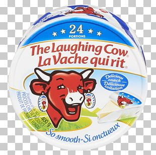 The Laughing Cow Milk Processed Cheese Cattle PNG