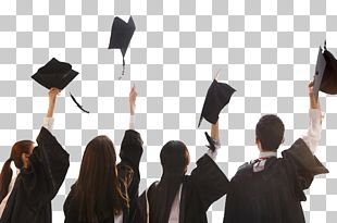 Graduation Ceremony Master's Degree Academic Dress Bachelor's Degree Hat PNG