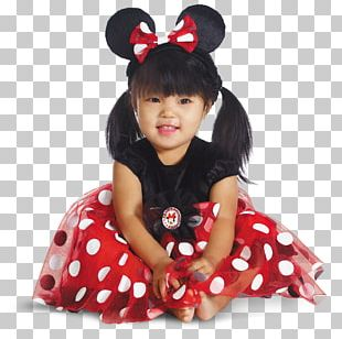 Minnie Mouse Mickey Mouse Clubhouse Costume Dress PNG