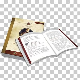 LECTIO: Peter Study Guide: The Cornerstone Of Catholicism Brand Book Font PNG