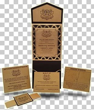 Wedding Invitation Out Of The Box Innovation PNG