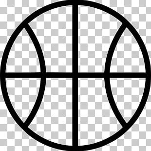 Outline Of Basketball Open Canestro PNG