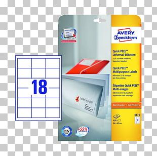 Paper Label Avery Dennison Office Supplies Avery Zweckform PNG