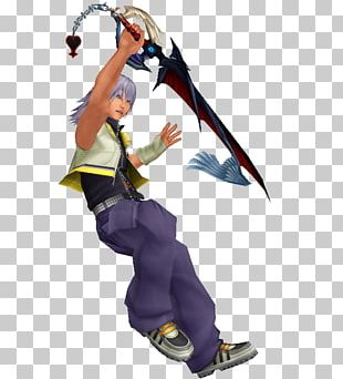 Riku Kingdom Hearts Character PNG