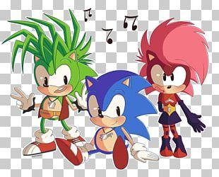 Sonia The Hedgehog Amy Rose Manic The Hedgehog Sonic The Hedgehog PNG