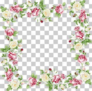 Flower Wedding Invitation Floral Design PNG