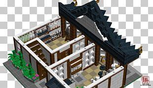 Building Architectural Engineering Antique Shop Japan Lego Ideas PNG