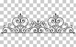 Wrought Iron Ornament Decorative Arts PNG