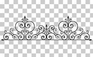 Wrought Iron Ornament Decorative Arts PNG