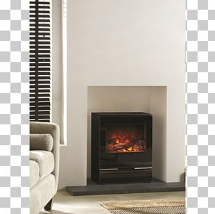 Fireplace Electric Stove Hearth Heat PNG