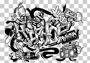 Hip Hop Music Rapper Graffiti Old-school Hip Hop PNG