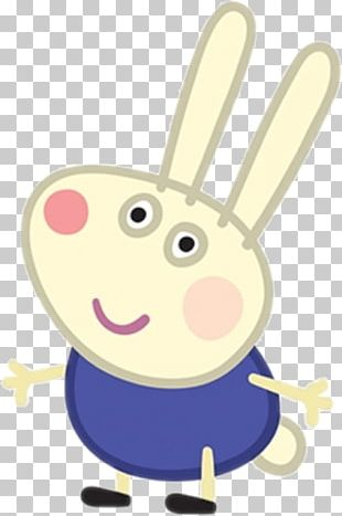 Richard Rabbit Standee Miss Rabbit Poster PNG